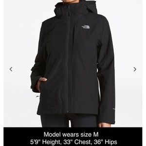 WOMEN'S OSITO TRICLIMATE® JACKET